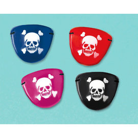 Pirate Eye Patches Value Pack