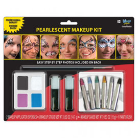 Pearlized Pastel Make-Up Kit