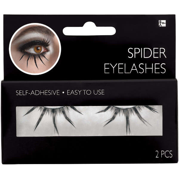 Spider Eyelashes - POP! Party Supply