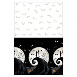 ©Disney Tim Burton's Nightmare Before Christmas All-Over-Print Plastic Table Cover