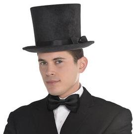 Deluxe Black Top Hat