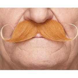 Imperial Mustache- Red