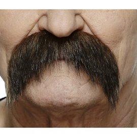 The Walrus Mustache- Dark Brown