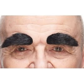 Bushy Eyebrows- Black