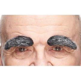 Bushy Eyebrows- Grey