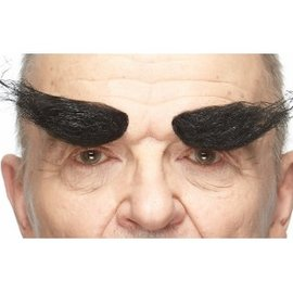 Villain Eyebrows- Black