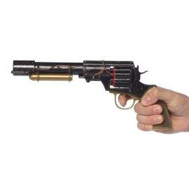 """Steampunk Revolver- 12"""""""