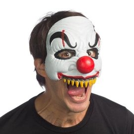 Supersoft Happy Clown Mask