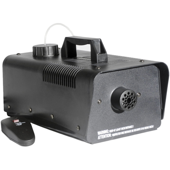 Mini Fog Machine with Remote Control- 400 Watt