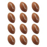 Mini Footballs, 12ct