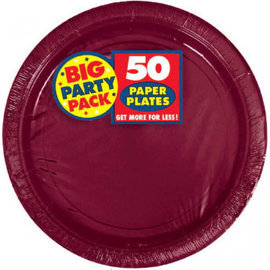 Berry Big Party Pack Paper Plates, 7""