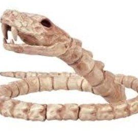 """Slithering Snake Skeleton, 39"""""""