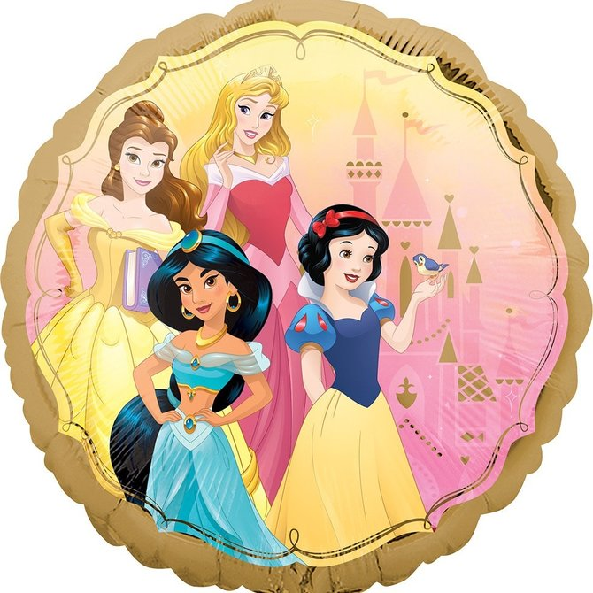 Disney Princess Once Upon A Time Balloon, 18""