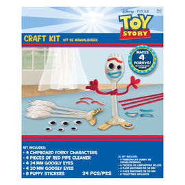 ©Disney/Pixar Toy Story 4 Craft Kit -4ct
