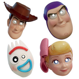 ©Disney/Pixar Toy Story 4 Paper Masks -8ct