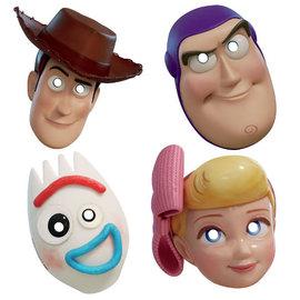 ©Disney/Pixar Toy Story 4 Paper Masks -8ct