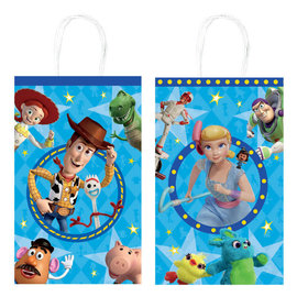 ©Disney/Pixar Toy Story 4 Printed Paper Kraft Bags -8ct