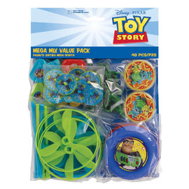 ©Disney/Pixar Toy Story 4 Mega Mix Value Pack Favors -48ct