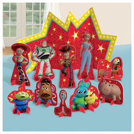 ©Disney/Pixar Toy Story 4 Table Decoration -10ct