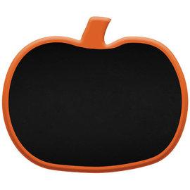 """Pumpkin Chalkboard Easel- 7 1/2"""" x 9"""""""