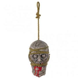 Zombie Hanging Head Prop