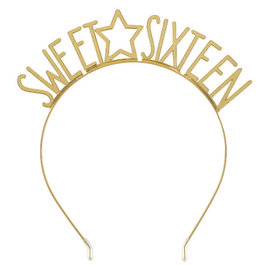 Blush Sixteen Star Metal Headband