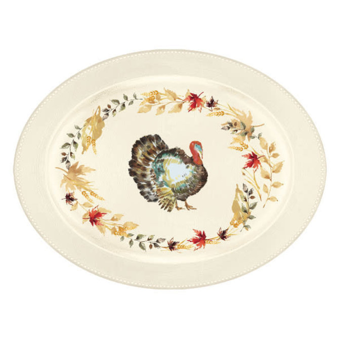 Classic Thanksgiving Serving Platter