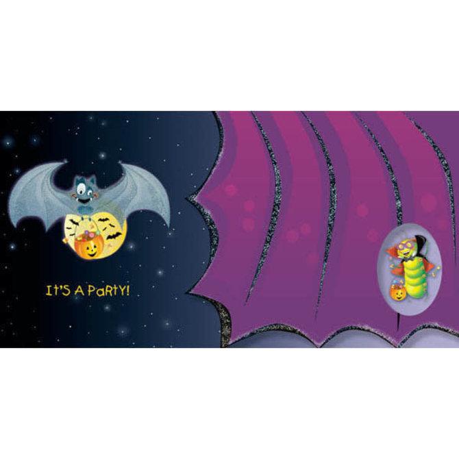 Goofy Bat Tiny Twinkler Invitations -8ct