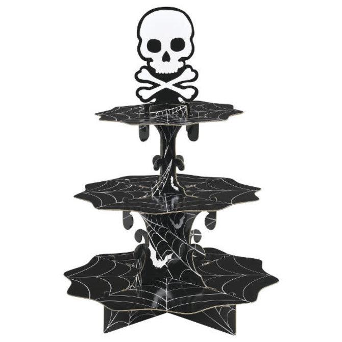Skull Cupcake Stand
