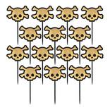 Skull Party Picks-36ct