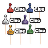 Clue® Party Picks -36ct