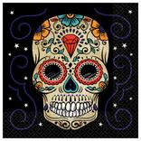 Sugar Skull Luncheon Napkins-36ct