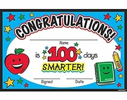 Back To School/100th Day of School