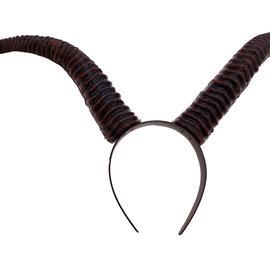 Plastic Horn Headband