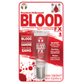 Blood FX – Red Drying