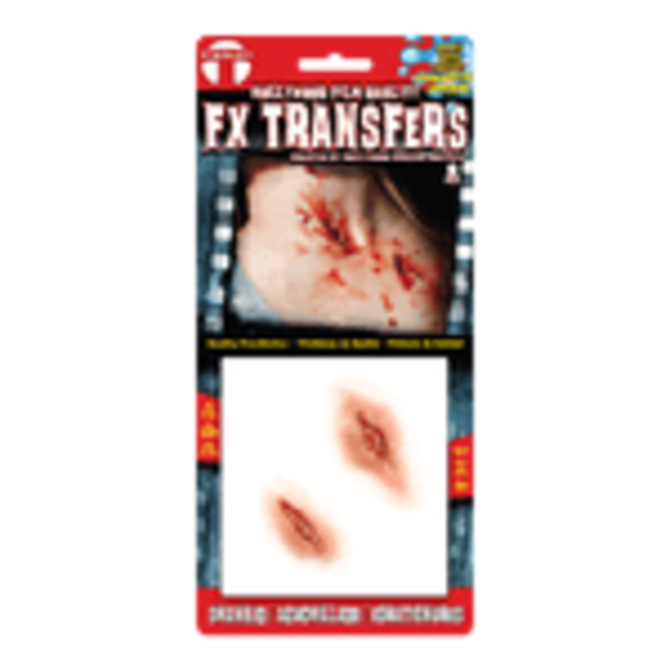 Shanked – 3D FX Transfers