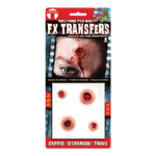 Capped – 3D FX Transfers