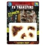 Zombie Rot – 3D FX Transfers