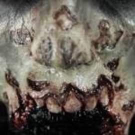Zombie Missing Jaw – 3D FX Transfers