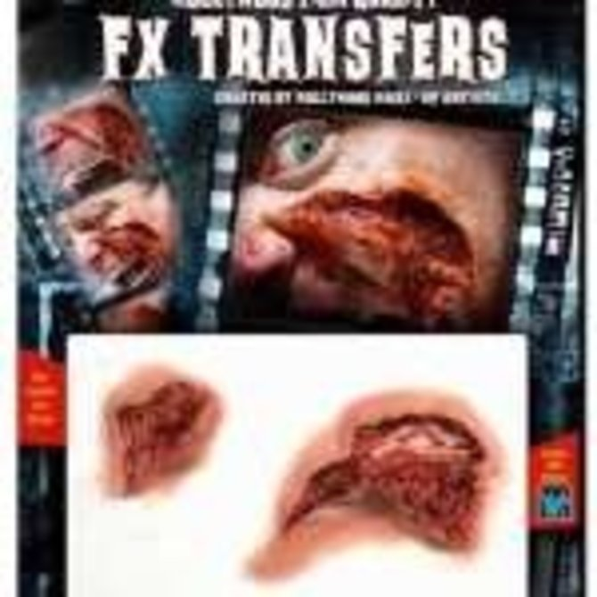 Gouged – 3D FX Transfers