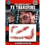 Staplestein – 3D FX Transfers