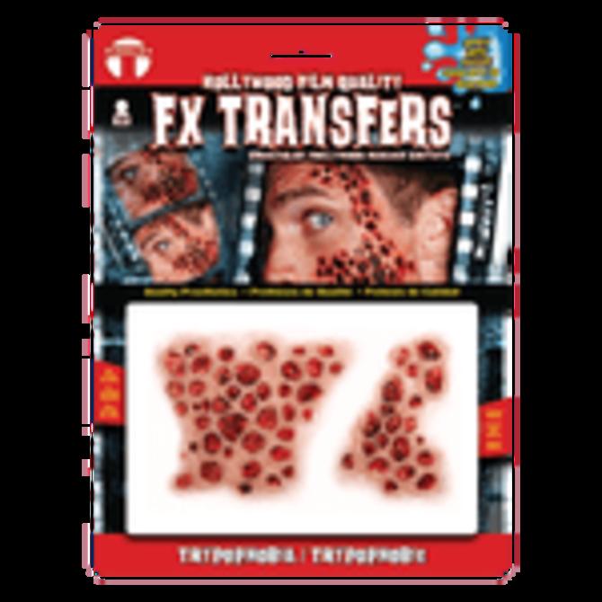 Trypophobia – 3D FX Transfers