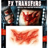 Sore Throat – 3D FX Transfers
