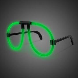 Glowing Eyeglasses- Green