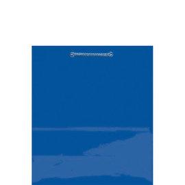 Solid Glossy Bright Royal Blue Medium Bag