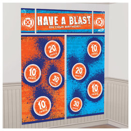 Nerf® Scene Setters® Wall Decorating Kit