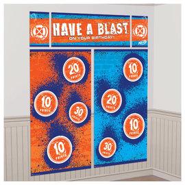 Nerf® Scene Setters® Wall Decorating Kit