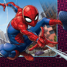 Spider-Man™ Webbed Wonder Luncheon Napkins 16ct.