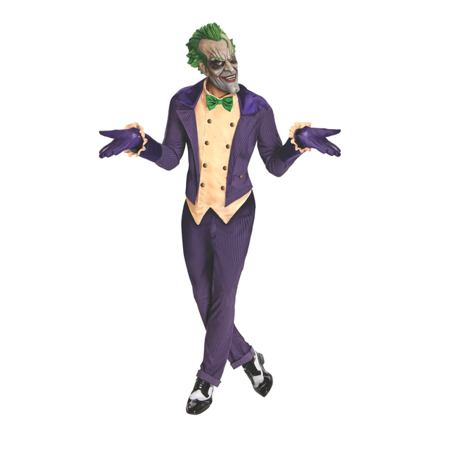 Adult Deluxe Joker- Arkham City (#284)