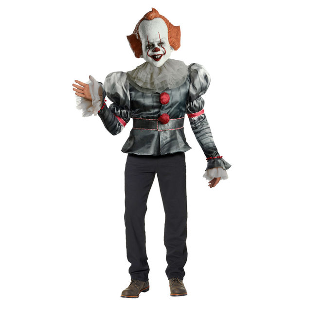 Adult IT Chapter Two Deluxe Pennywise